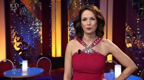 Tereza Kostková je opravdu sympatická moderátorka.